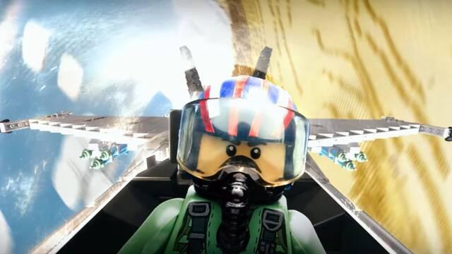 Top Gun Maverick de Tom Cruise se convierte en una película de LEGO con este tráiler