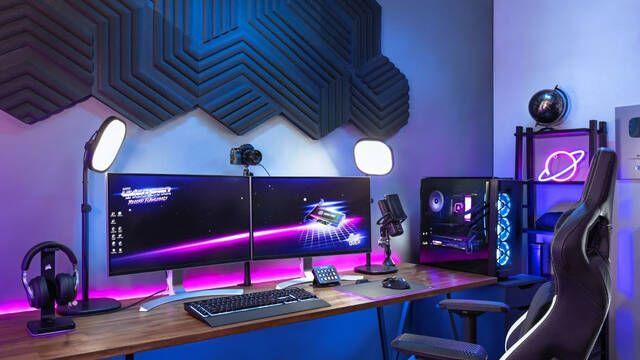 ElGato presenta sus productos para mejorar la iluminación y el sonido de los streams