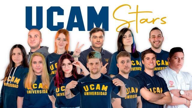 UCAM Stars, el nuevo proyecto de influencers universitarios de la UCAM