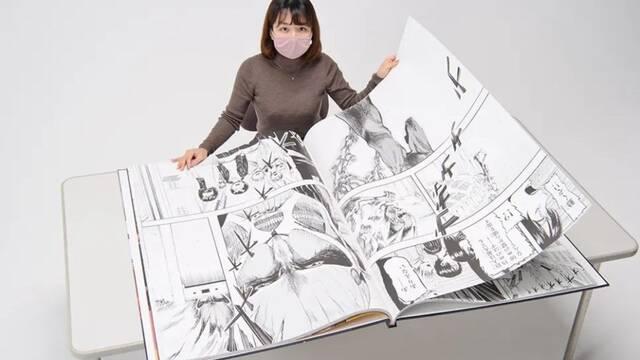 Ataque a los titanes: Un manga de 13 kilos pensado para los fans más grandes