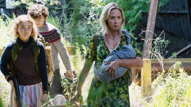 Paramount adelanta la fecha de estreno de 'Un lugar tranquilo 2'