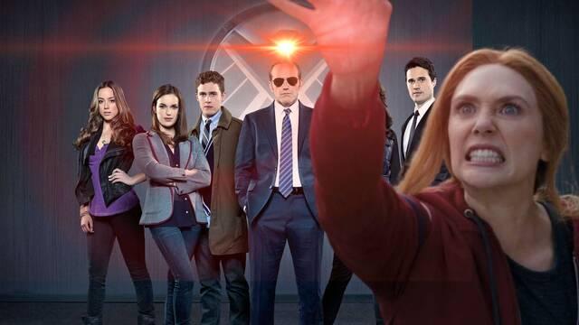 WandaVision: La serie de Disney+ contradice a lo visto en 'Agentes de SHIELD'