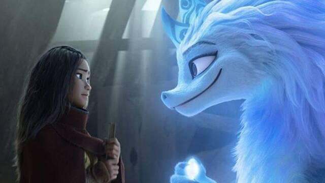 'Raya y el último dragón' decepciona en la taquilla y no consigue despegar en cines