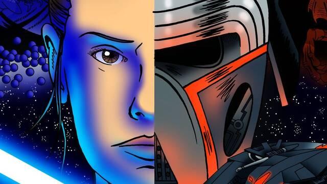 Star Wars Episodio 9: El guion de Colin Trevorrow se hace realidad con un cómic fan