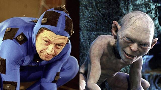 El Señor de los Anillos: Andy Serkis iba a gatas a todos sitios para interpretar a Gollum