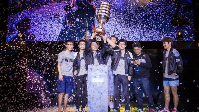 Wings Gaming gana el ESL One Manila de DOTA 2