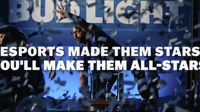 Bud Light se mete en el mundo de los Esports