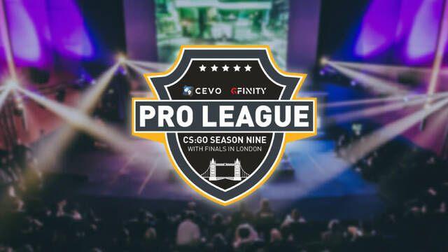Comienza la final de la CEVO Gfinity Pro-League Season 9