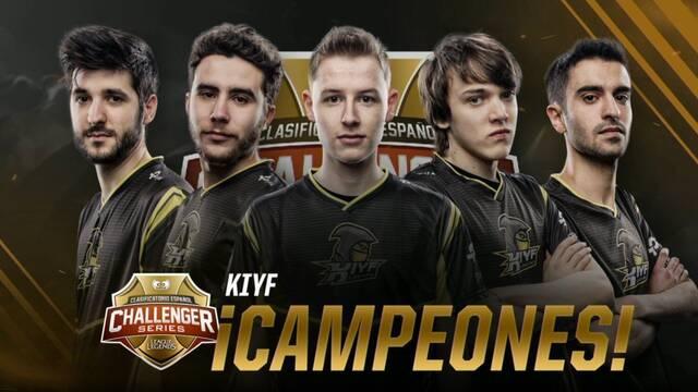 Toaster y Special anuncian en redes sociales su salida del equipo de LOL de KIYF
