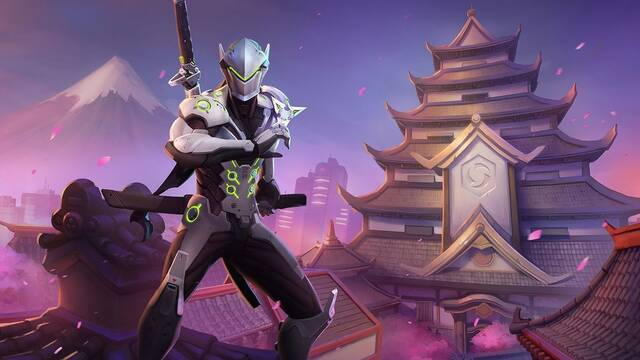 Genji y Hanamura llegan a la beta de Heroes of the Storm 2.0
