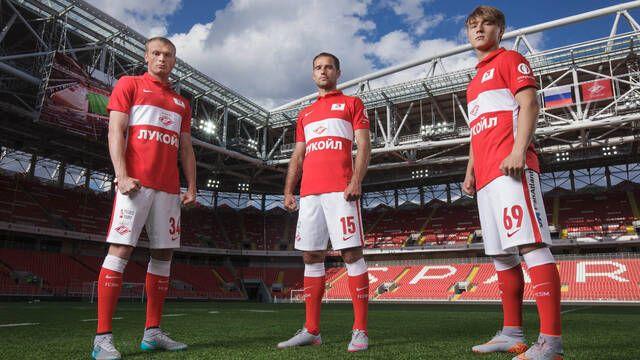 El Spartak de Moscú  anuncia su entrada a los esports con equipos de LOL, CS:GO y DOTA 2
