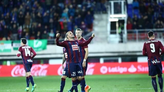 El Eibar entra en los esports con un equipo de FIFA 17 para VFO