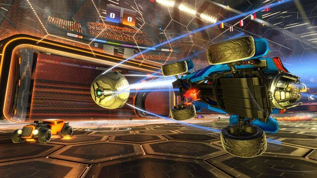 Rocket League se lanzará en China como un título free-to-play