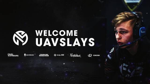 Team MRN incorpora al alemán UAVSlays a su equipo de Call of Duty