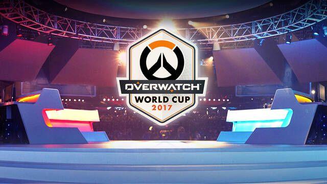 España está entre los países que participarán en la Overwatch World Cup 2017