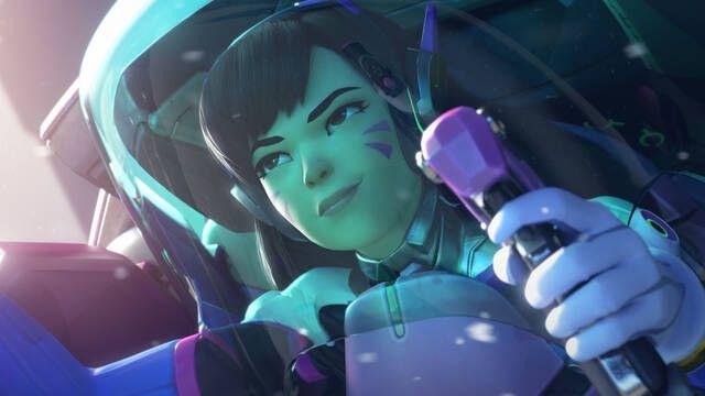 Blizzard retira a D.Va de Overwatch por culpa de un bug