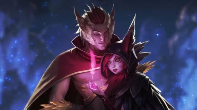 Riot nos ofrece la primera imagen de su nuevo campeón (¿o campeones?) para League of Legends