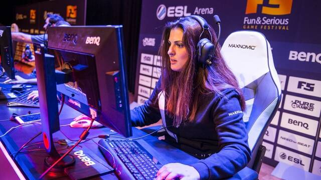 Ana 'aNouc' Oliveras ficha por ESL para liderar ESL Masters España