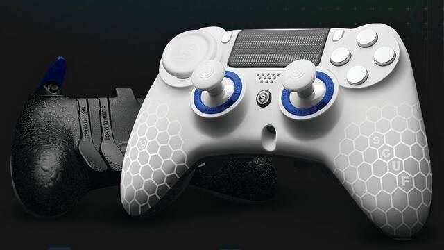 Scuf Gaming presenta Scuf Impact, su nuevo mando para jugadores de PS4 y PC