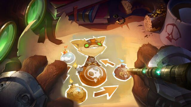 La versión 7.7 de League of Legends llega con cambios a Amumu, Bardo y Nunu