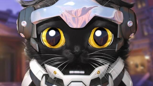 Overwatch llegó a tener un héroe gato en desarrollo