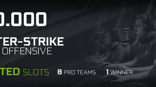 NVIDIA anuncia la  GEFORCE CUP 2017 de CS:GO con 30000 dólares en premios