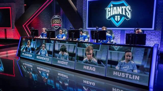 Giants pierde ante Fnatic Academy y complica su permanencia en la LCS