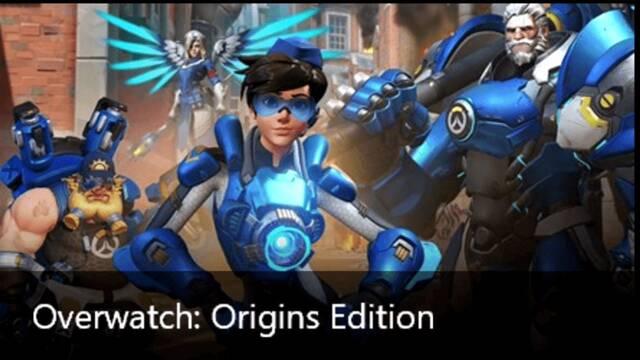 Se filtran cuatro de las nuevas skins de Overwatch en la tienda de Xbox One