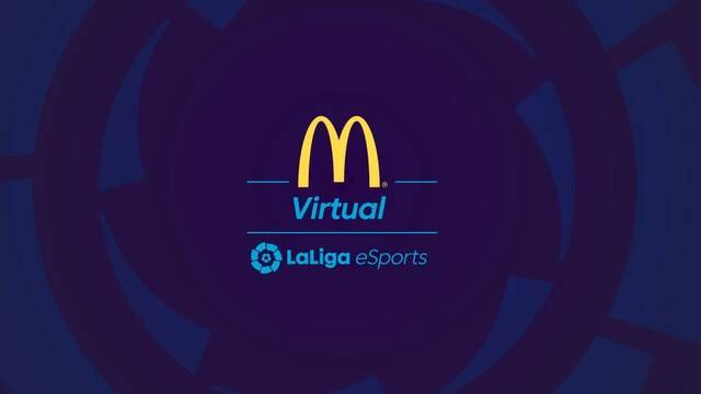 McDonalds Virtual LaLiga eSports logra más de 20.000 espectadores simultáneos