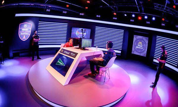 La McDonald's Virtual LaLiga eSports superó los 170.000 espectadores únicos