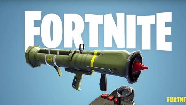 Epic Games retira el misil teledirigido de Fortnite Battle Royale