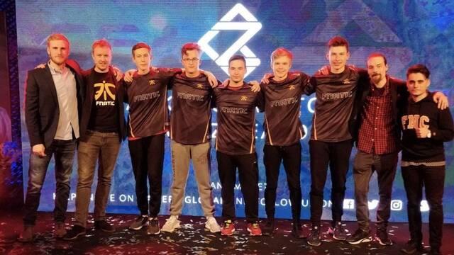 Fnatic anuncia su nuevo equipo academia de CS:GO