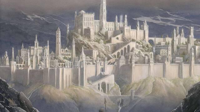 El libro de Tolkien 'La caída de Gondolin' se publicará este verano