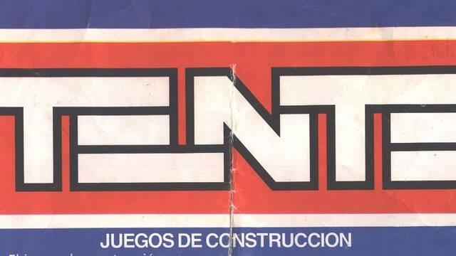 TENTE: El legendario juguete de construcción español que fue rival de Lego