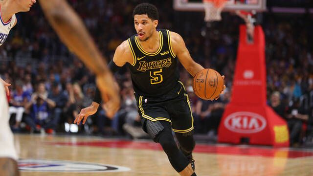 Fortnite llega a la NBA gracias al rookie de oro de Los Angeles Lakers