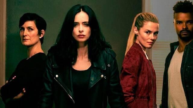 Jessica Jones renueva por una tercera temporada