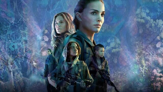 Las 10 MEJORES películas de ciencia ficción en Netlifx España (2018)
