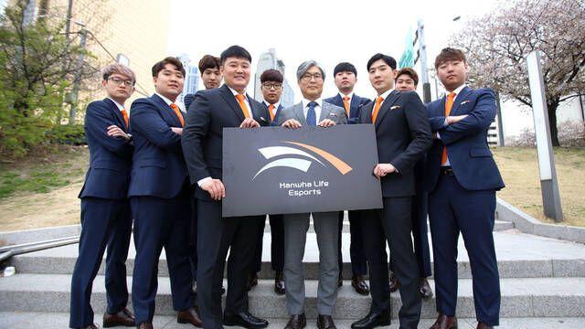 Hanwha Life eSports será el nuevo nombre de ROX Tigers