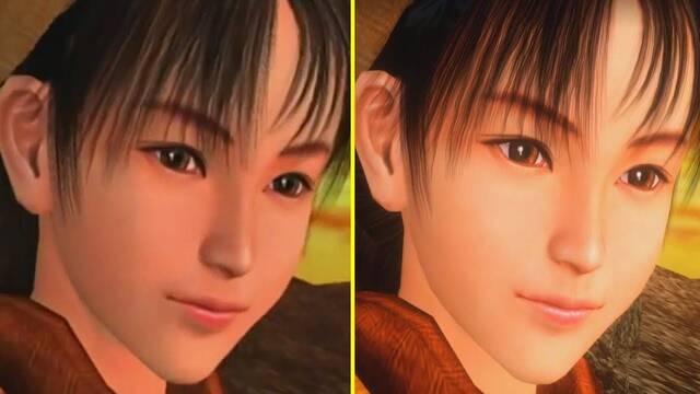Comparan los gráficos del Shenmue Original y su remasterización