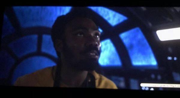 Ron Howard comparte una nueva imagen de Lando Calrissian