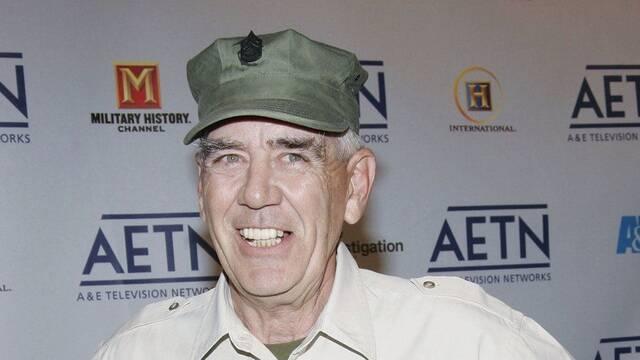 Fallece R. Lee Ermey, el sargento de hierro de La Chaqueta Metálica