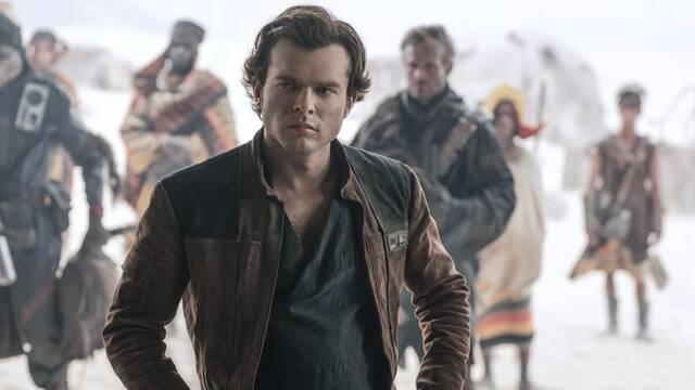 Alden Ehrenreich no se ha basado en el Han Solo de Harrison Ford