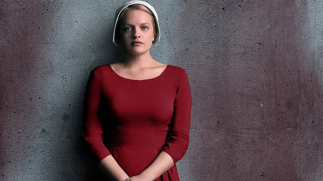 Elisabeth Moss, de The Handmaid's Tale: 'La serie me sirvió de inspiración'