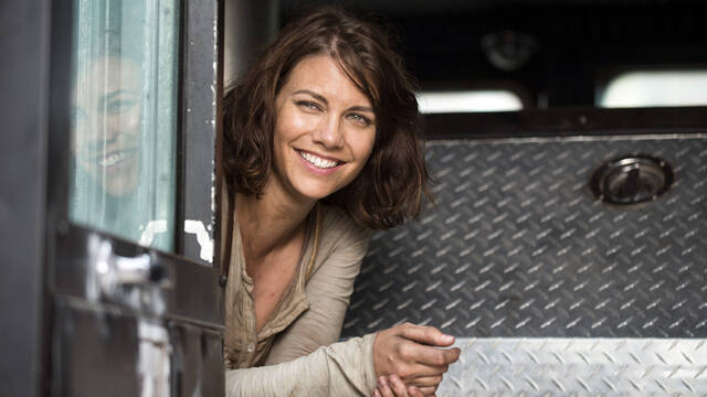 Responsable de The Walking Dead habla sobre el futuro de Lauren Cohan
