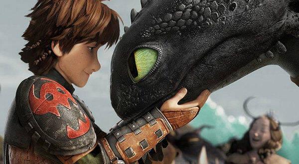 Cómo entrenar a tu dragón 3 ya tiene título y fecha de estreno