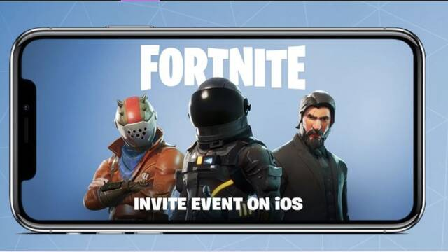 Fortnite: Battle Royale ha recaudado 25 millones de dólares en iOS