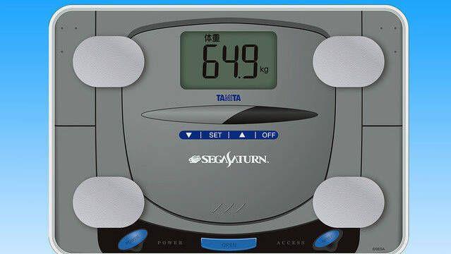Sega Saturn renace en forma de báscula