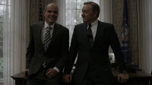 Michael Kelly habla sobre el despido de Kevin Spacey de House of Cards