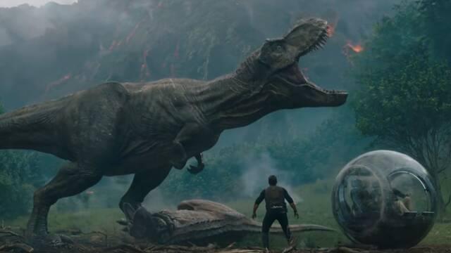 Jurassic World: El reino caído nos hablará sobre 'la codicia humana'