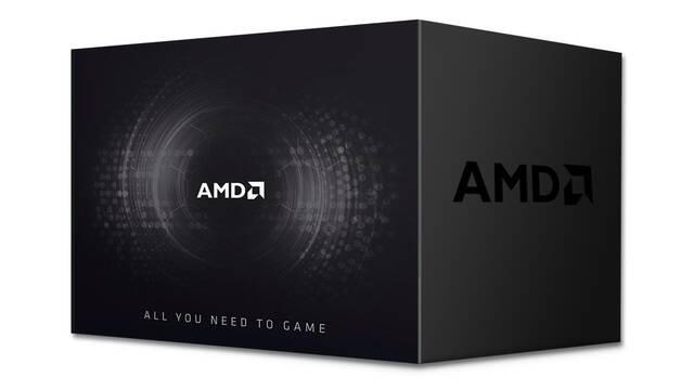 AMD Combat Crate, el pack de procesador, placa base y gráfica de MSI y AMD